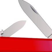 Dieses Taschenmesser darf in den Messerverbotszonen nicht geführt werden